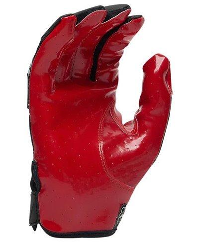 Rev Pro 3.0 Solid Flip Combo Pack Herren American Football Handschuhe Red/Black 2 er Pack