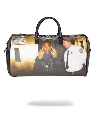 Tupac Duffle Bag