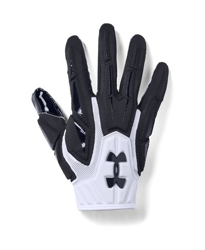 Highlight Herren American Football Handschuhe White