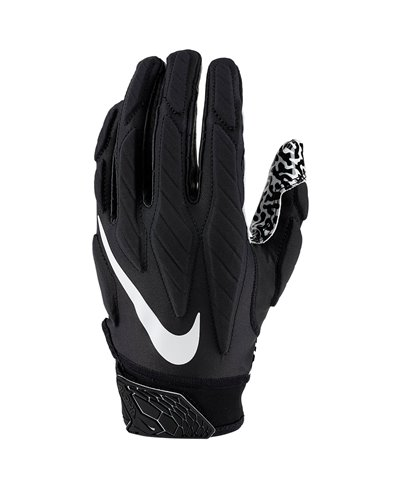 Superbad 5.0 Herren American Football Handschuhe Black