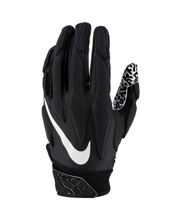 Superbad 5.0 Men's Football Gloves Black
