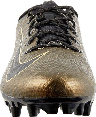 Herren Vapor Untouchable 3 Speed American Football Shuhe Black/Gold