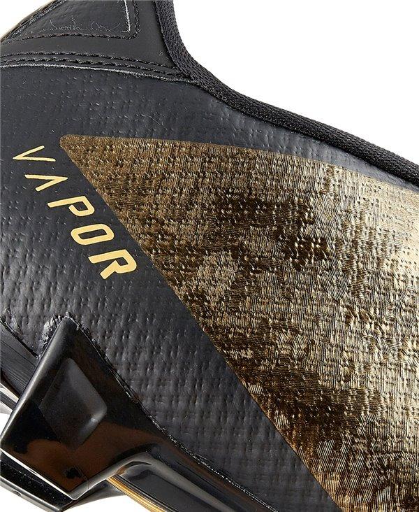 Vapor Untouchable 3 Speed Scarpe da Football Americano Uomo Black/Gold