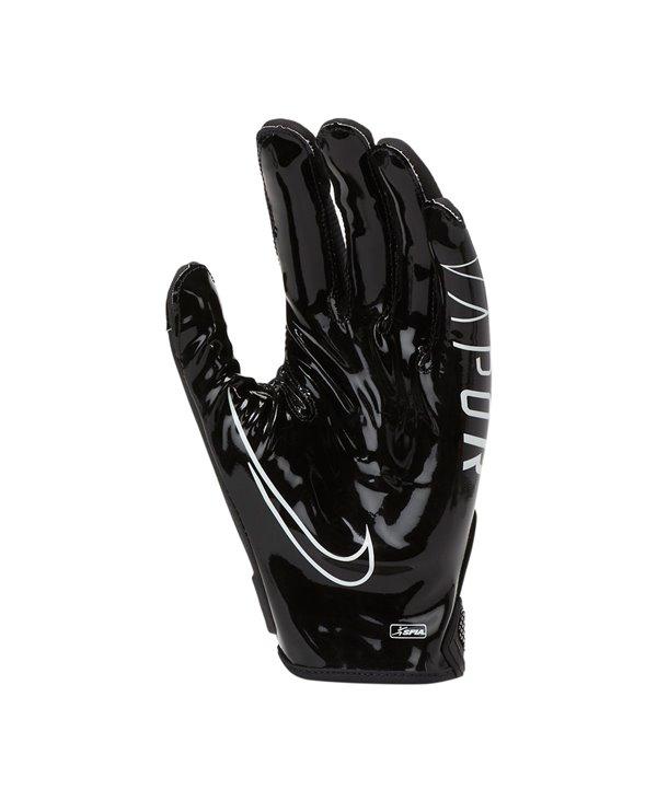 Vapor Jet 6 Herren American Football Handschuhe Black