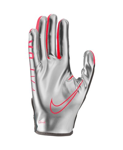 Vapor Jet 6 Gants Football Américain Homme Crimson/Metallic Silver/Baltic Blue