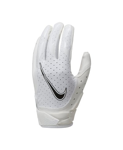 Vapor Jet 6 Men's Football Gloves White