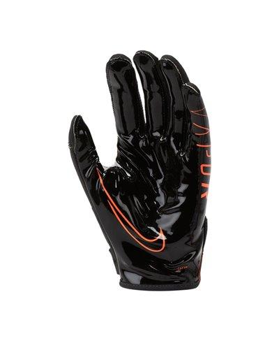 Vapor Jet 6 Men's Football Gloves White/Black/Hyper Crimson