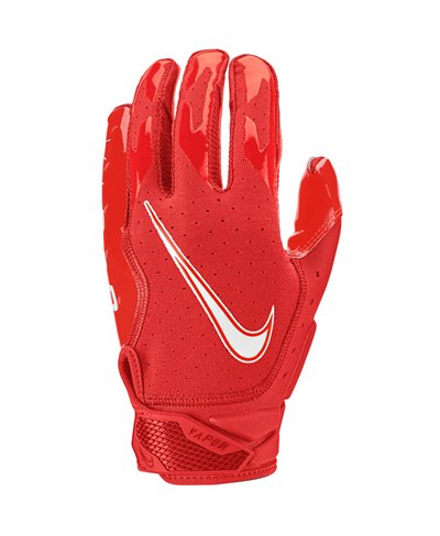 Vapor Jet 6 Guanti Football Americano Uomo Red