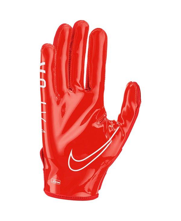 Vapor Jet 6 Men's Football Gloves Red