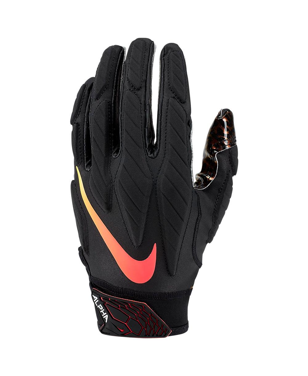 Superbad 5.0 Men's Football Gloves Black/Camo