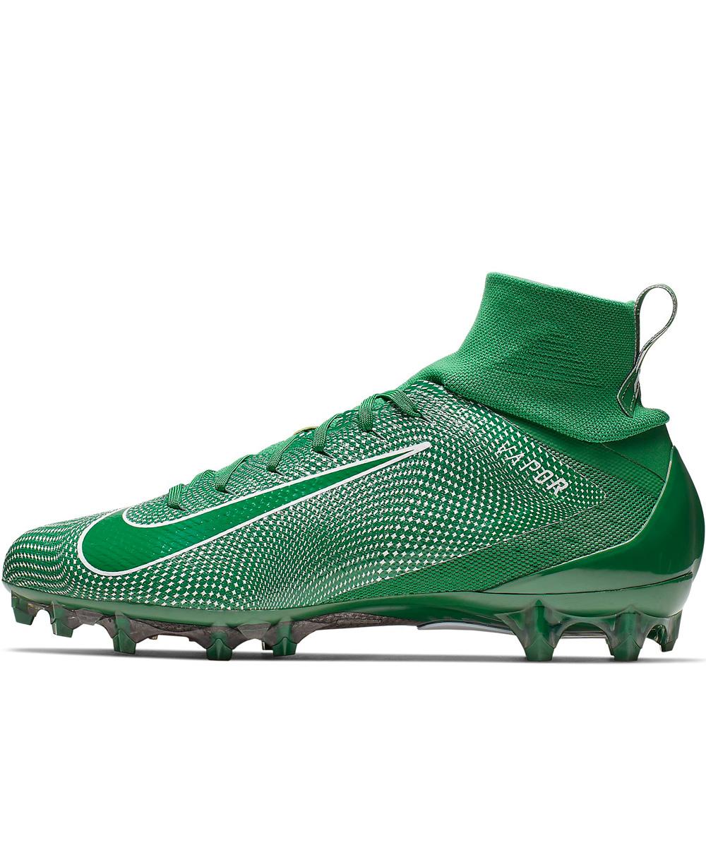 Vapor Untouchable 3 Pro Zapatos de Fútbol Americano para Hombre Pine Green