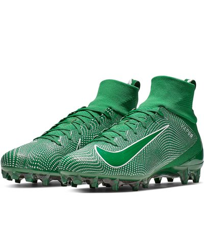 Men's Vapor Untouchable 3 Pro American Football Cleats Pine Green