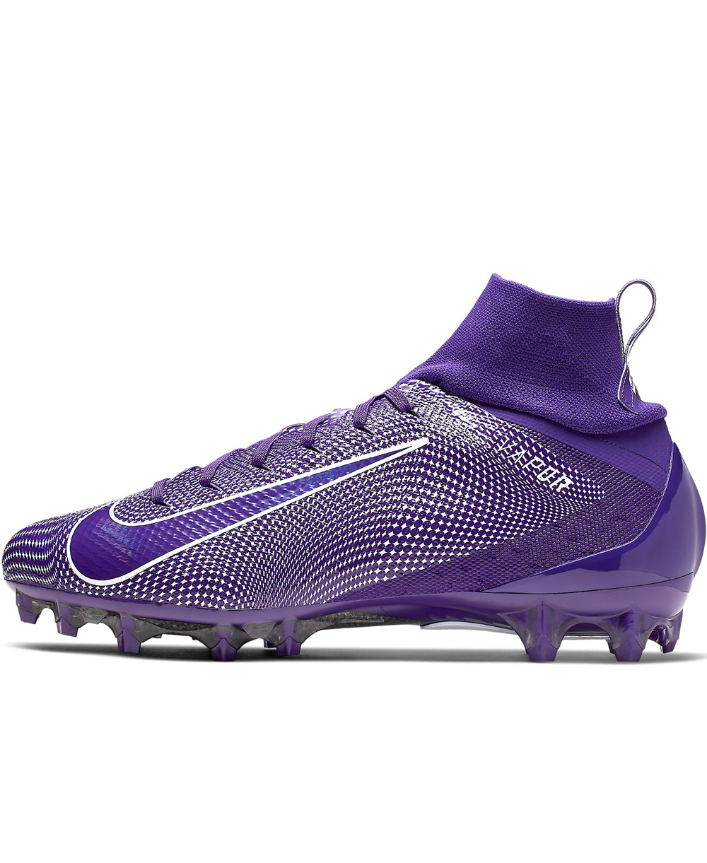 Vapor Untouchable 3 Pro Scarpe da Football Americano Uomo Court Purple