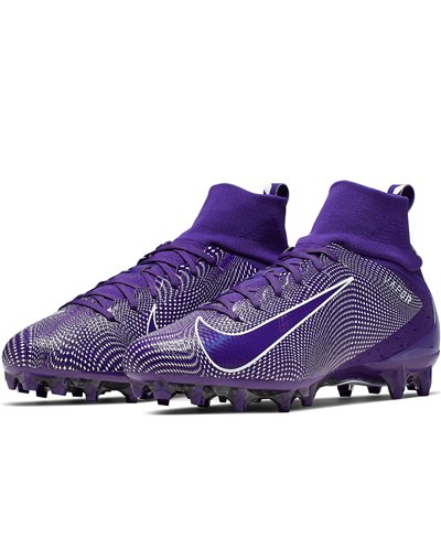 Herren Vapor Untouchable 3 Pro American Football Shuhe Court Purple