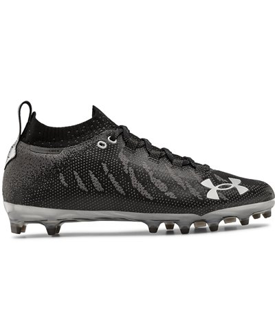Men's UA Spotlight Lux MC American Football Cleats Black