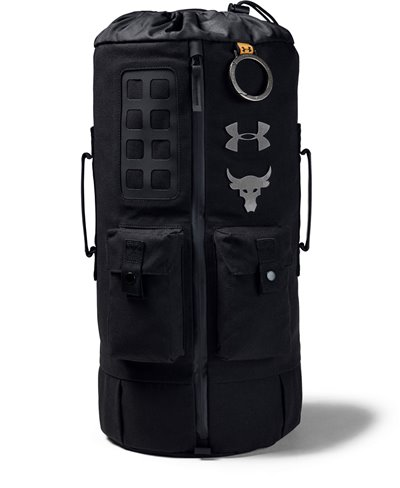 Project Rock 60 Rucksack Black