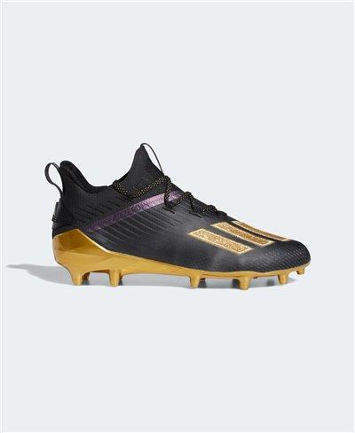 Adizero x Anniversary Zapatos de Fútbol Americano para Hombre Core Black