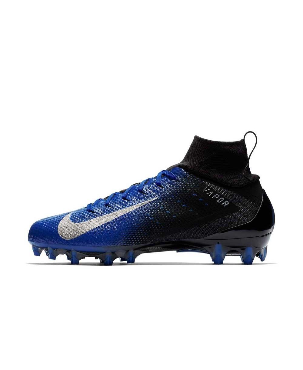 36e964a1286 Nike Men s Vapor Untouchable 3 Pro American Football Cleats Game Royal