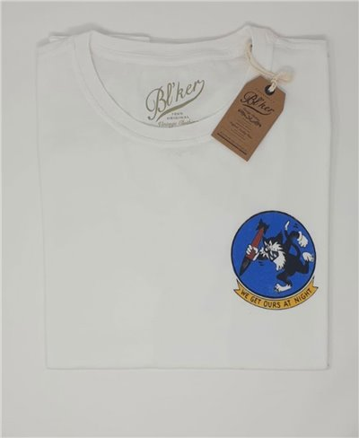 Get Ours Patch Camiseta Manga Corta para Hombre White
