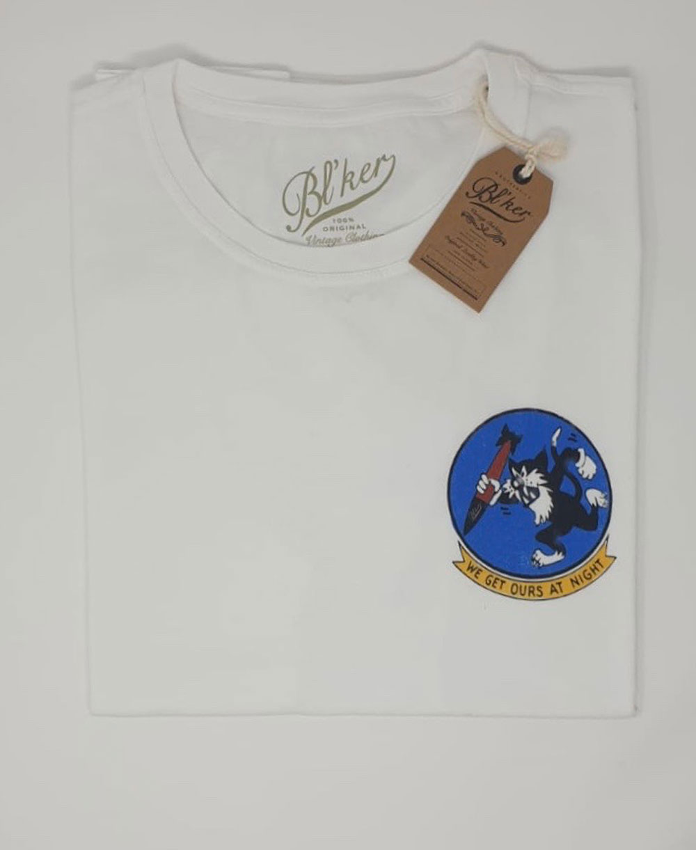 Get Ours Patch T-Shirt Manica Corta Uomo White