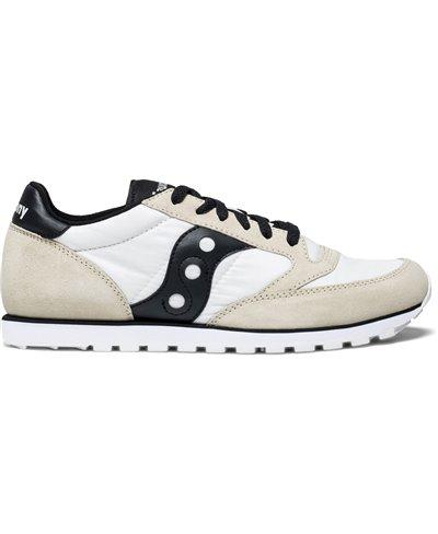 Herren Sneakers Jazz Low Pro Schuhe White/Black