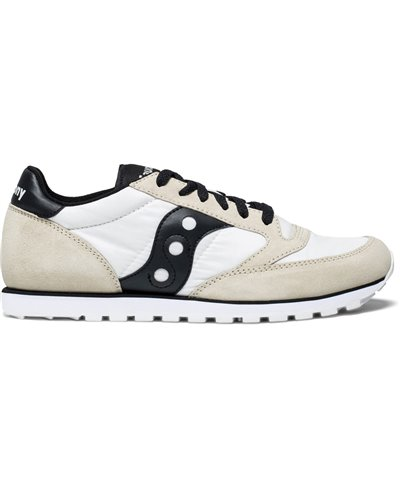 Jazz Low Pro Scarpe Sneakers Uomo White/Black