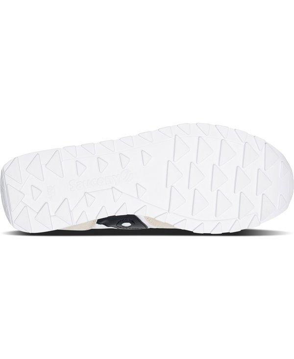 Men's Jazz Low Pro Sneakers Shoes White/Black