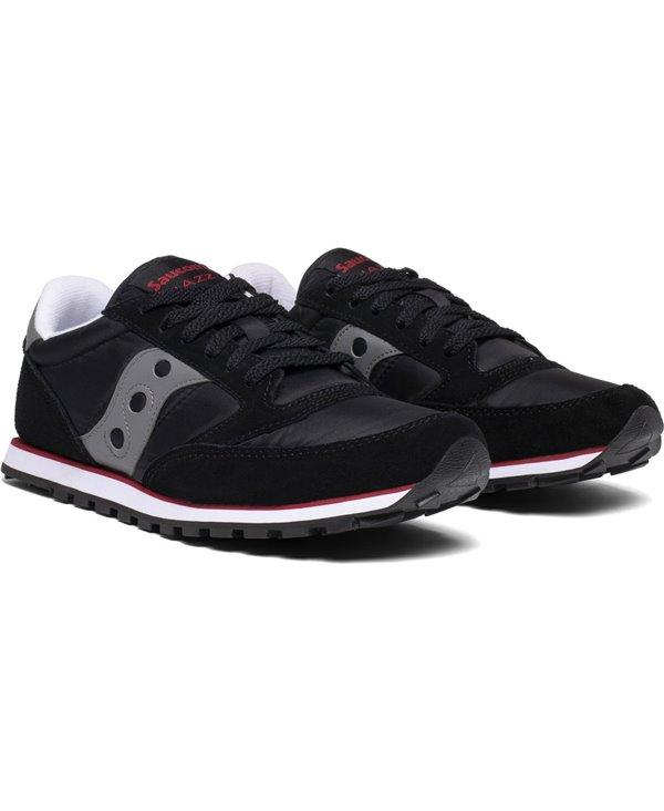 Jazz Low Pro Zapatos Sneakers para Hombre Black/Grey/Red