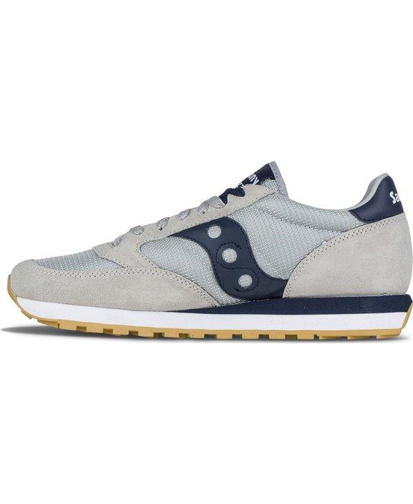 Herren Sneakers Jazz Original Schuhe Grey/Navy