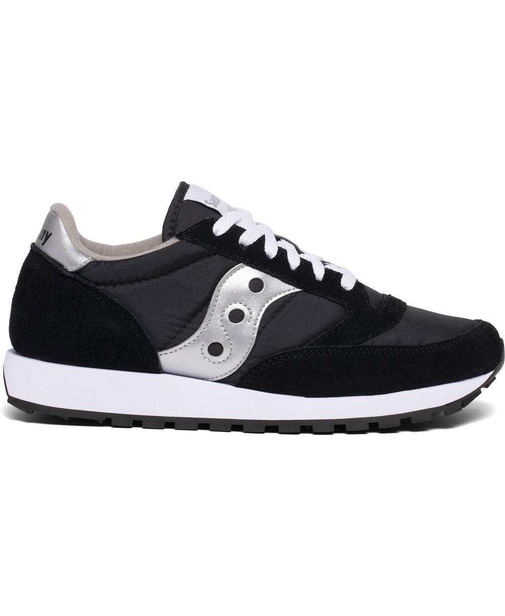 Jazz Original Zapatos Sneakers para Hombre Silver/Black