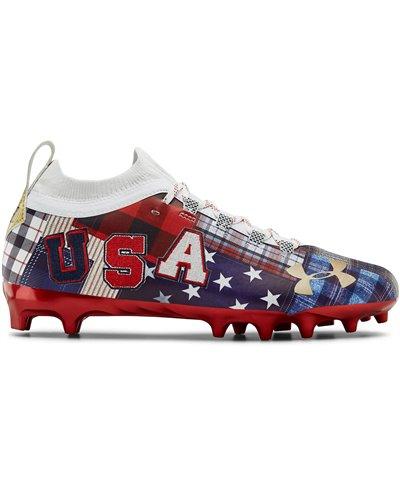 Spotlight Lux LE Americana Zapatos de Fútbol Americano para Hombre