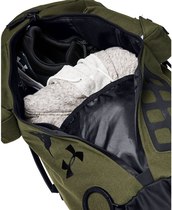 Project Rock 60 Backpack Guardian Green