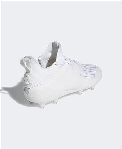 Men's Adizero x Anniversary American Football Cleats Cloud White