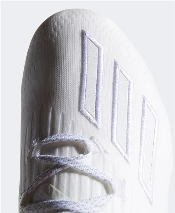 Adizero x Anniversary Crampons de Football Américain Homme Cloud White