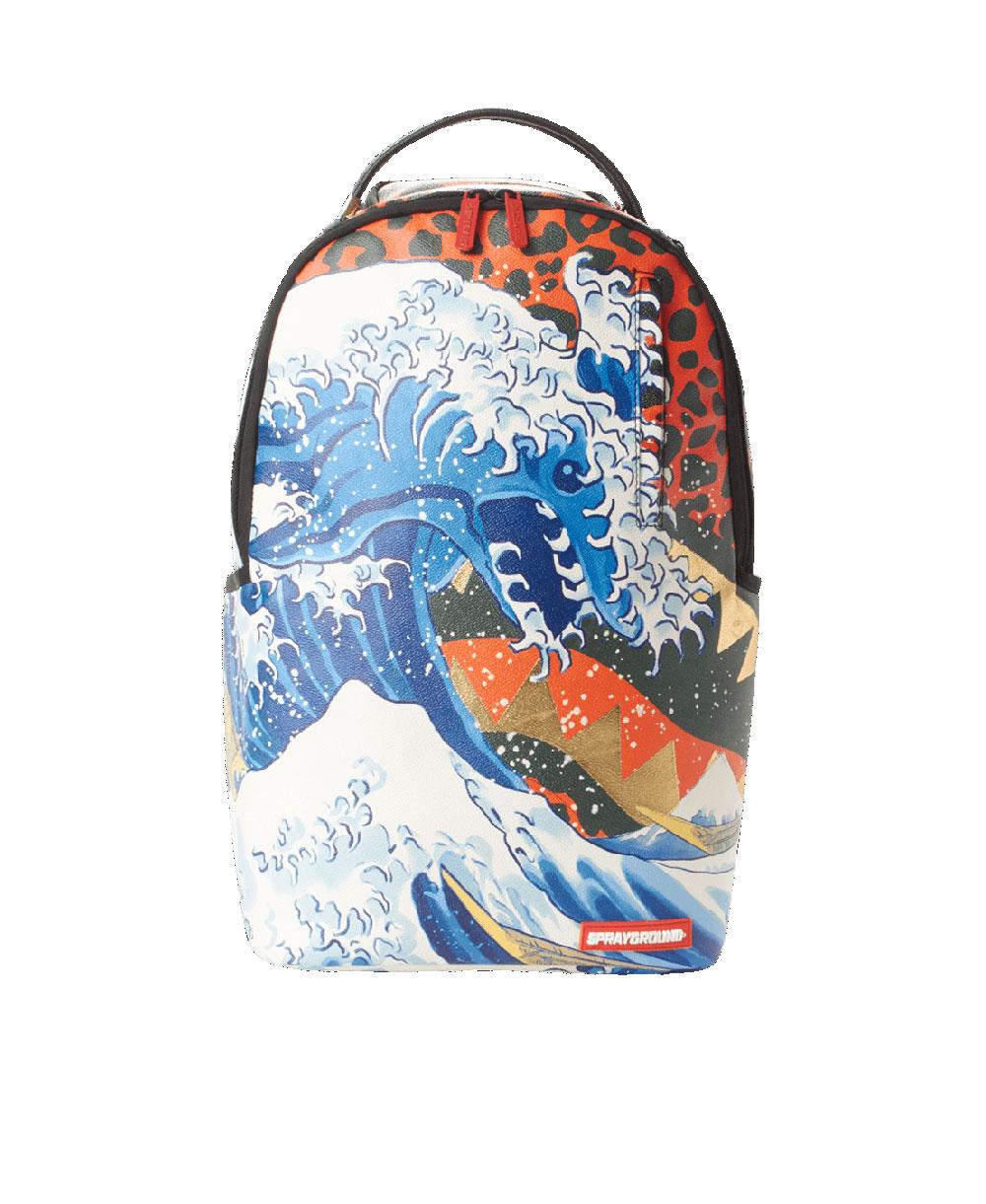 Mochila Dragon Wave