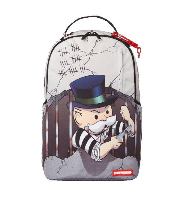 Zaino Monopoly Prison Break