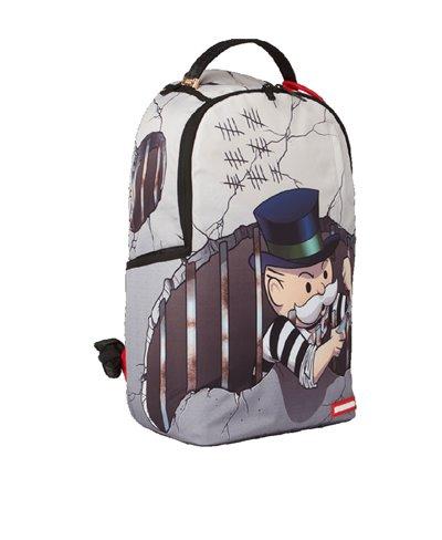 Monopoly Prison Break Backpack
