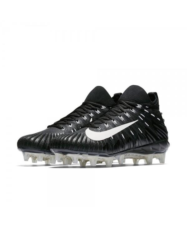 a58f4f635 Nike Men s Alpha Menace Elite American Football Cleats Black