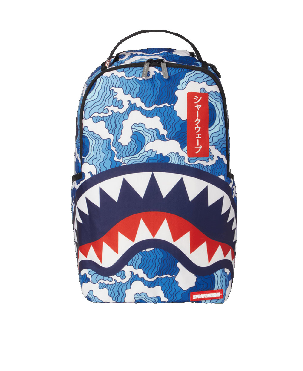 The Shark Wave Backpack