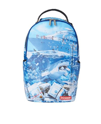 The Shark Of Wall Street Rucksack