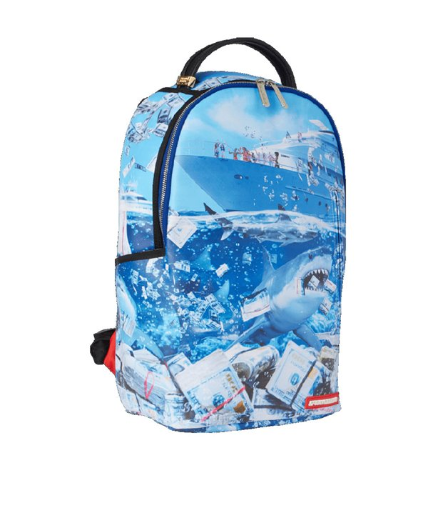 The Shark Of Wall Street Backpack