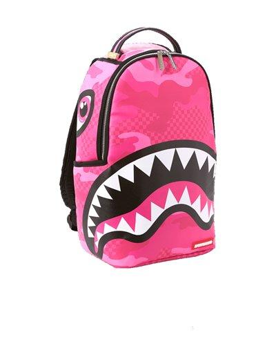 Anime Camo Backpack
