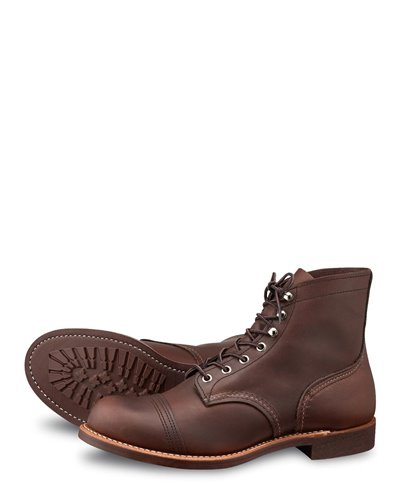 Herren Leather- Iron Ranger Boots 8111