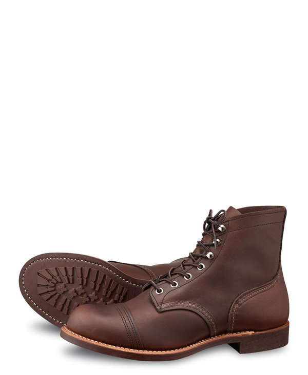 Iron Ranger Boots en Cuir Homme 8111