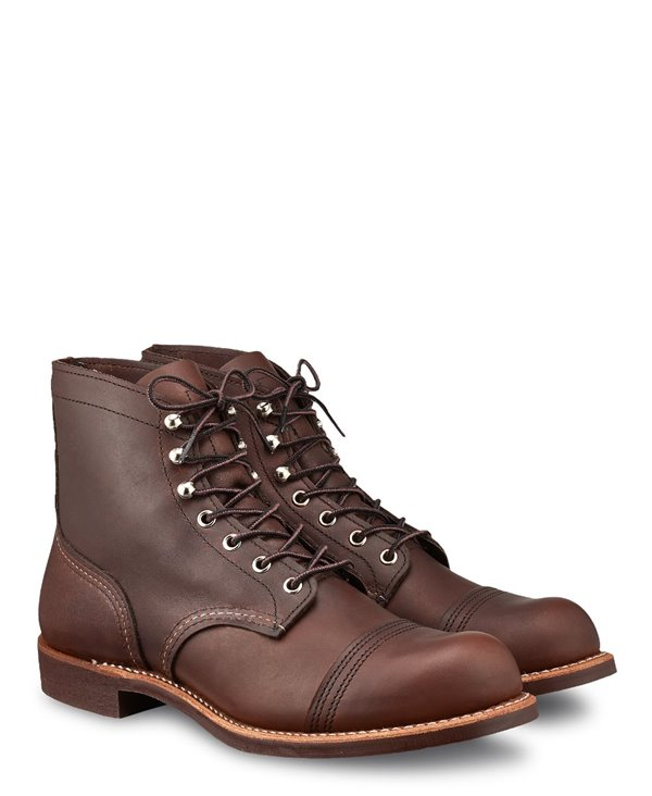 Men's Iron Ranger Leather Boots 8111