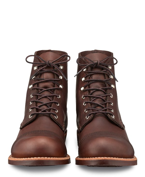 Herren Leather- Iron Ranger Boots 8111