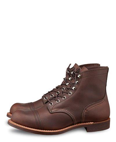 Men's Iron Ranger Leather Boots 8111