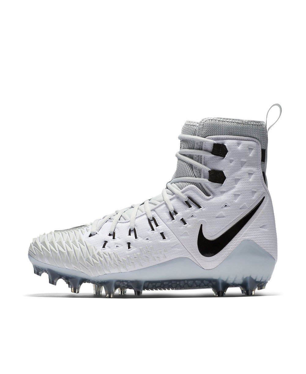 f6bbef55e47f7 Nike Men s Force Savage Elite TD American Football Cleats White