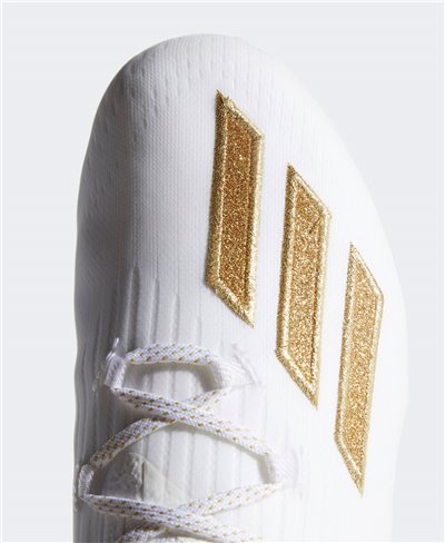 Adizero Crampons de Football Américain Homme Cloud White