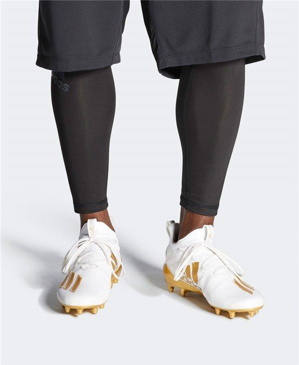Men's Adizero American Football Cleats Cloud White